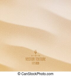 areia, vetorial, textura