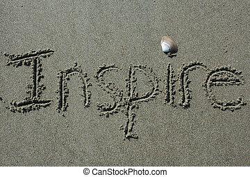 areia, writing-inspire