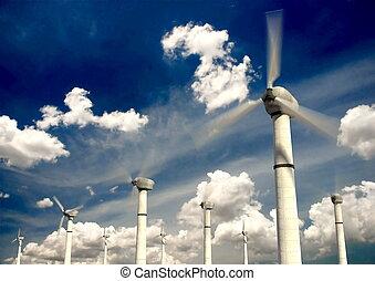 areje turbina