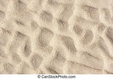 arena blanca, textura