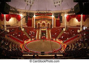arena, circo