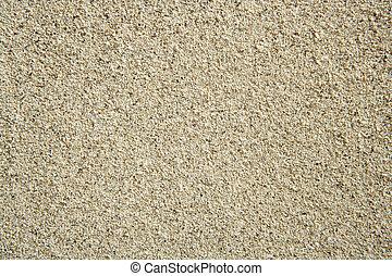 arena de la playa, perfecto, llanura, textura, plano de...