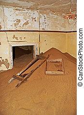 arena, en, casa