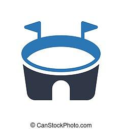 arena glyph color icon