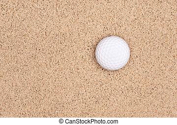 arena, pelota, golf