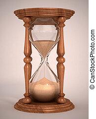 arena, reloj de arena, sandglass, avisador