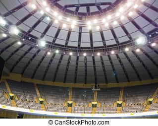 arena, tetto
