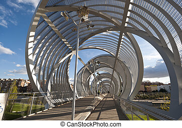 Arganzuela Bridge
