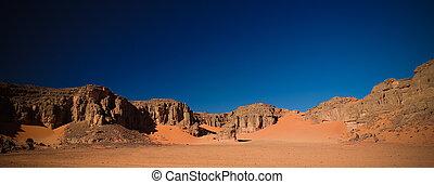 argelia, resumen, tamezguida, parque, formación, roca,...