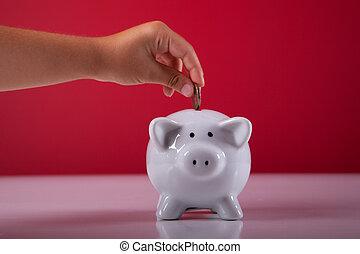 argent, économie, enfant
