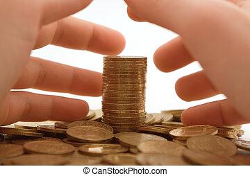 argent, 2, avidité