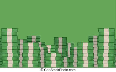 argent a gerbé