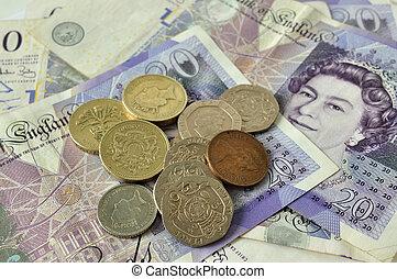 argent, britannique