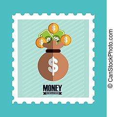 argent, concept