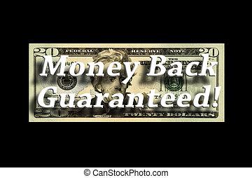 argent, concept, guaranteed, dos