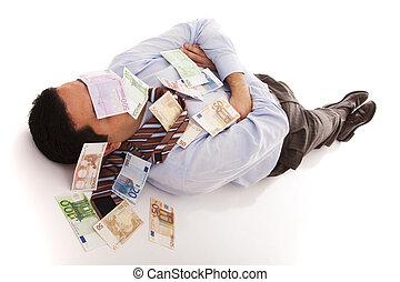 argent, dormir
