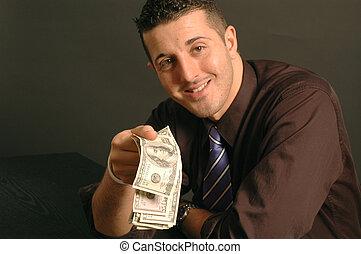 argent facile, 2469