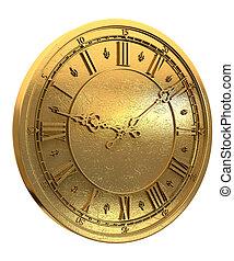 argent, monnaie, temps