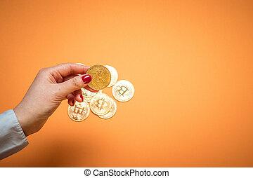 argent, paiement électronique, international, toile, virtuel, banque, réseau