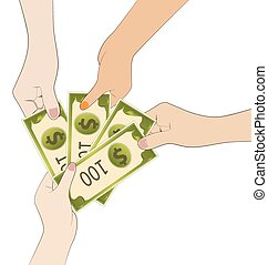 argent, part