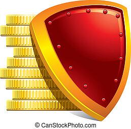 argent, protection, paiements