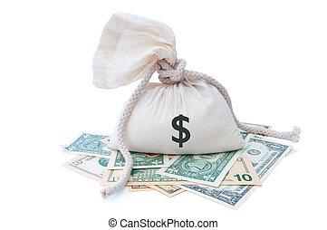 argent, sac