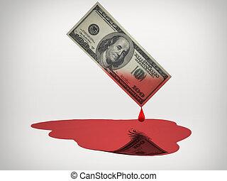 argent, sanguine