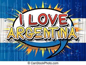 argentina, amore