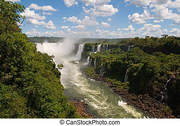 argentina, caídas de iguazu