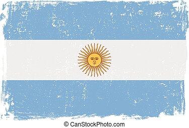 argentina flag vector.eps
