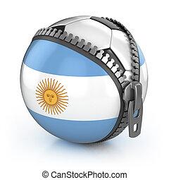 argentina, futebol, nação