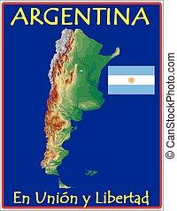 argentina, lema