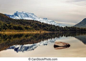Argentina Mirador Laguna Condor taken in 2015 post processed...