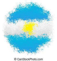 Argentina national flag
