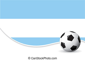 World cup football background from a series in my portfolio.