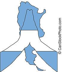 Argentinian pray
