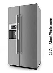 argento, frigo