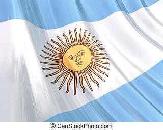 argentyna bandera
