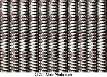 Argyle background pattern
