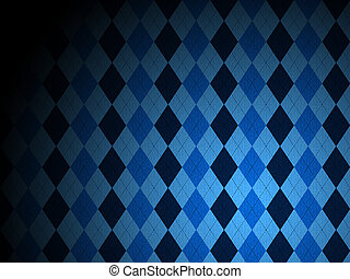 argyle background