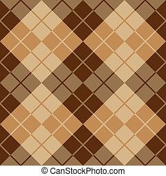 Argyle Design_Brown-Beige.eps