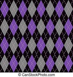 Argyle seamless pattern - Argyle knit pattern seamless...
