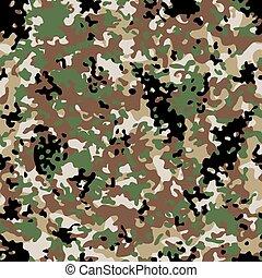 Arid Flectarn Camouflage seamless patterns