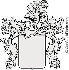 aristocratico, emblema, no1