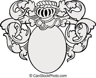 aristocratico, no20, emblema