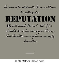 aristotle, quotes., een, man, wie, claims, om te, zijn,...