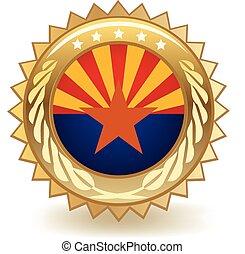 Arizona Badge