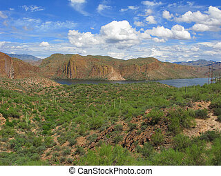 Arizona Canyon Lake