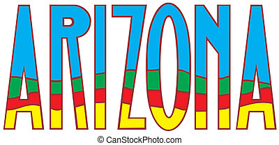arizona outline vector clip art vector and illustration 241 arizona rh canstockphoto ie arizona desert clipart arizona clipart black and white