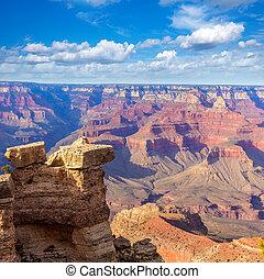 Arizona Grand Canyon National Park Mother Point US - Arizona...